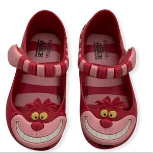 Alice in Wonderland Cheshire Cat Toddler Shoes